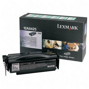 Lexmark Genuine Toner Cartridge T430 Hi-Yield (12K Pages)