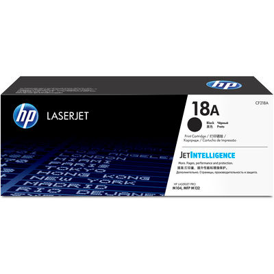 HP Genuine 18A Toner M132snw (1.4K Pages)