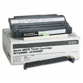 Black Toner for Xerox Desktop Copier Model 4215, 4219