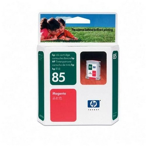 HP Genuine 85 Ink Cartridge Magenta