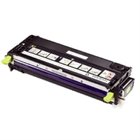 Dell Genuine Toner 3130cn/3130cnd Hi-Yield Yellow (9K Pages)