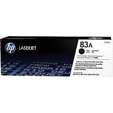 HP Genuine 83A Toner M125/M127/M201/M225 Standard Yield (1.5K Pages)