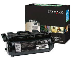 Lexmark Genuine Toner Cartridge T640/642/644  Label Application High Yield (21K Pages)