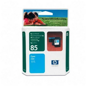 HP Genuine 85 Printhead Cyan