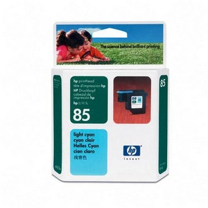 HP Genuine 85 Printhead Lt. Cyan