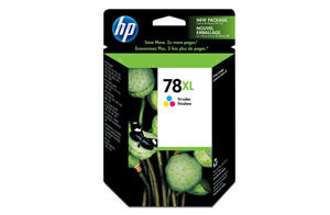 HP Genuine 78XL Ink Cartridge Tri-Color Hi-Yield (970 Pages)