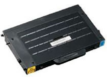 Laser Toner Cartridge for Samsung CLP-500, 500N, 550, 550N, Cyan