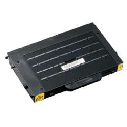 Laser Toner Cartridge for Samsung CLP-500, 500N, 550, 550N, Yellow
